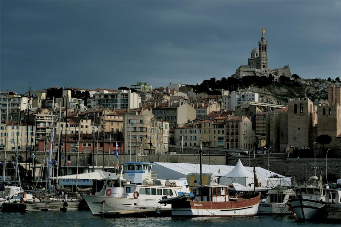 MarseilleOverviewVieuxPort