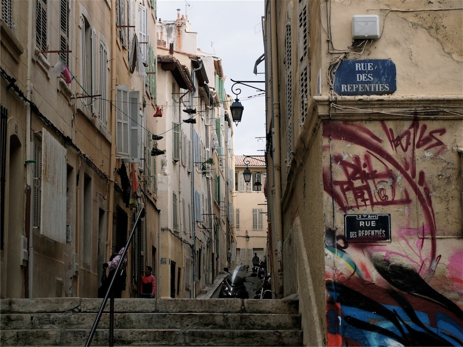 Entre le panier le mucem marseille we wash trash blog d co voyages montr al france - Piscine municipale montreal marseille ...