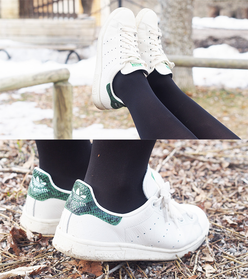 StanSmith-Croco-Look