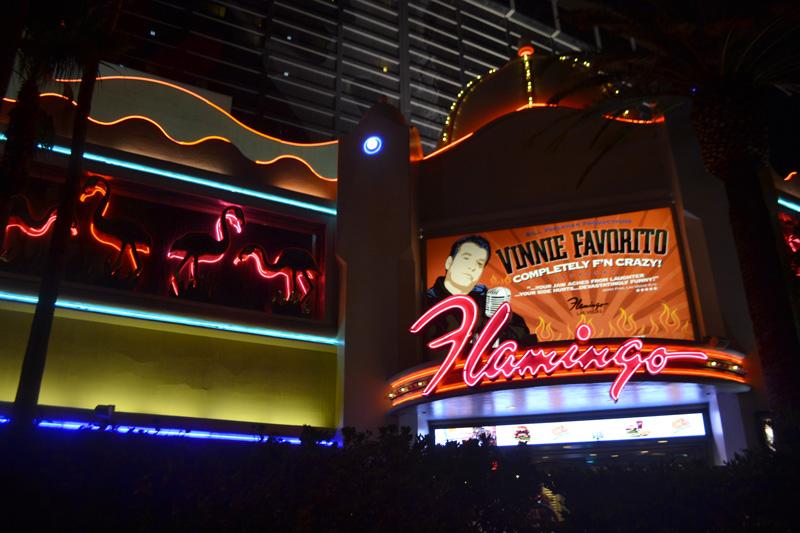 visite et avis pink flamingos hotel vegas