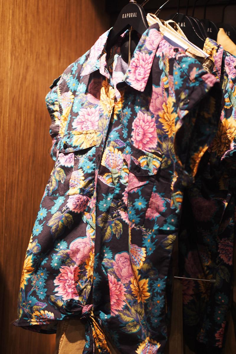 chemise-fleurs-kaporal