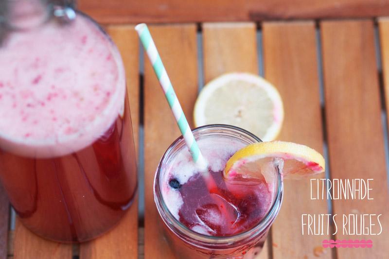 recette-citronnade-fruits-rouge