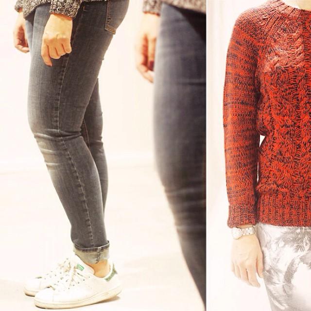 Découverte de la toute première boutique REIKO, Art of Pants hier à #Marseille ! ?#blogueusedusud #reiko #perfectjeans #denim