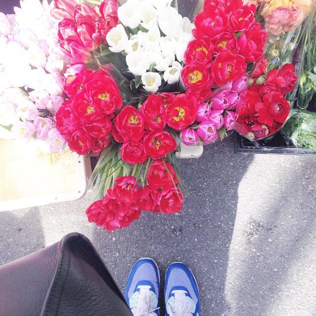 Flower Market ? #marseille #fromwhereistand