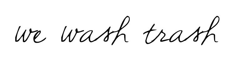 WE WASH TRASH | Blogzine Lifestyle, Tendances & Voyages à Marseille et Ailleurs
