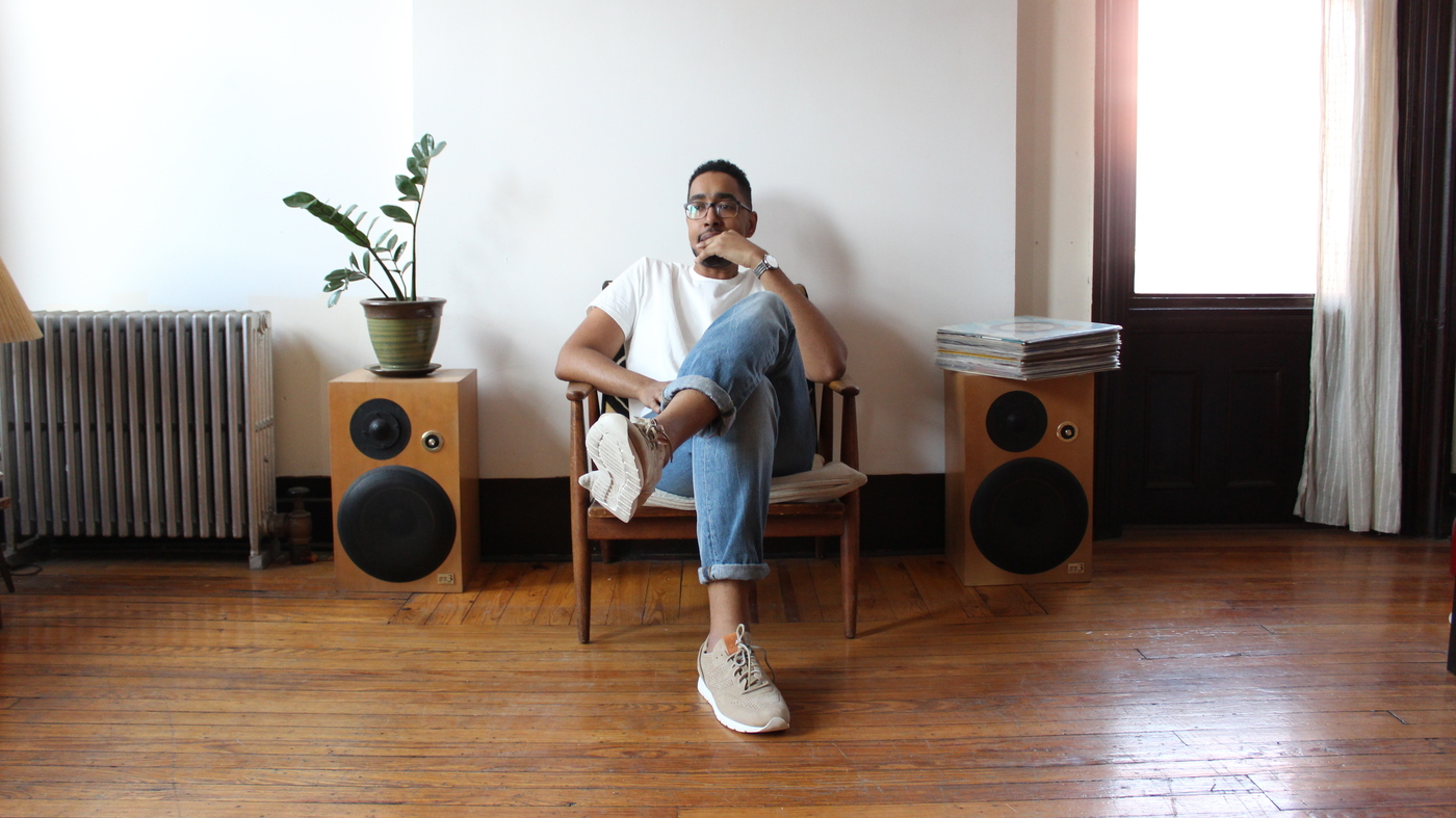Rapper-producer Oddisee's new album, The Good Fight, is out no