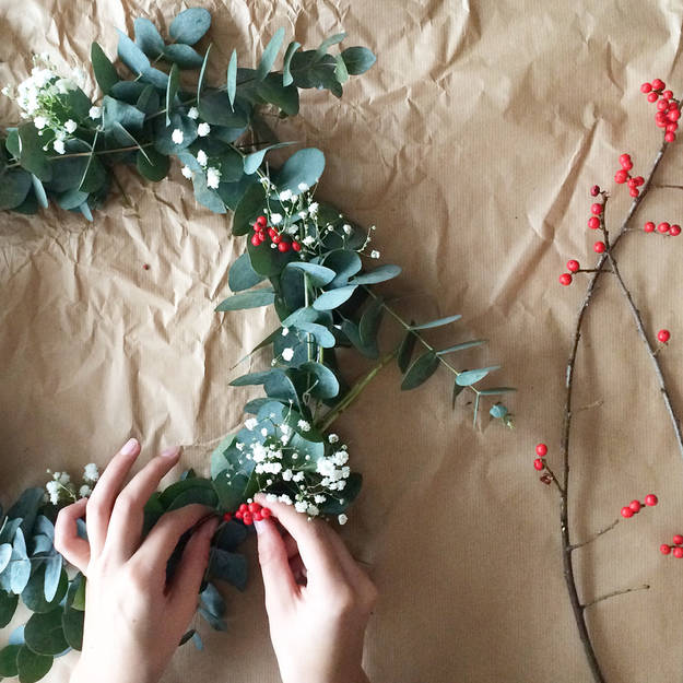 DIY-une-couronne-de-Noel-pas-kitsch