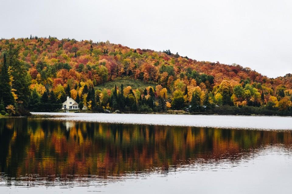 Les couleurs de l automne saint agathe des monts we wash trash blog d c - Les couleurs de l automne ...