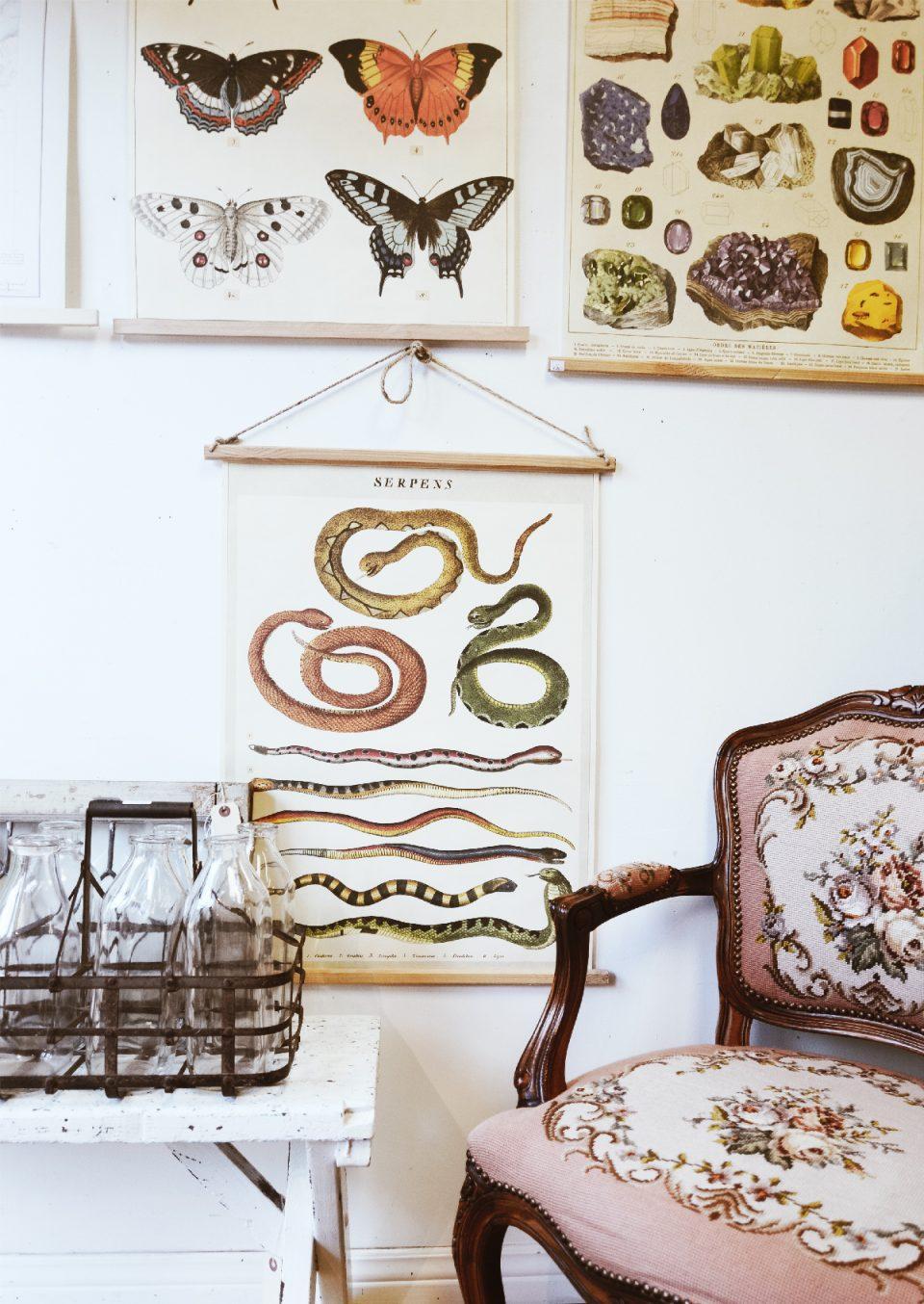 un no l vintage l atelier 111 d co montr al we wash trash blog d co voyages. Black Bedroom Furniture Sets. Home Design Ideas