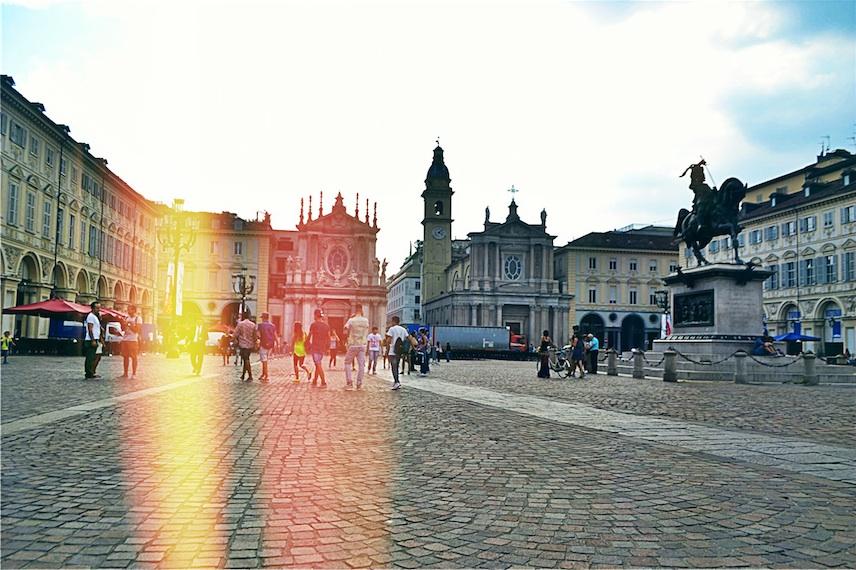 PiazzaSanCarloTurin