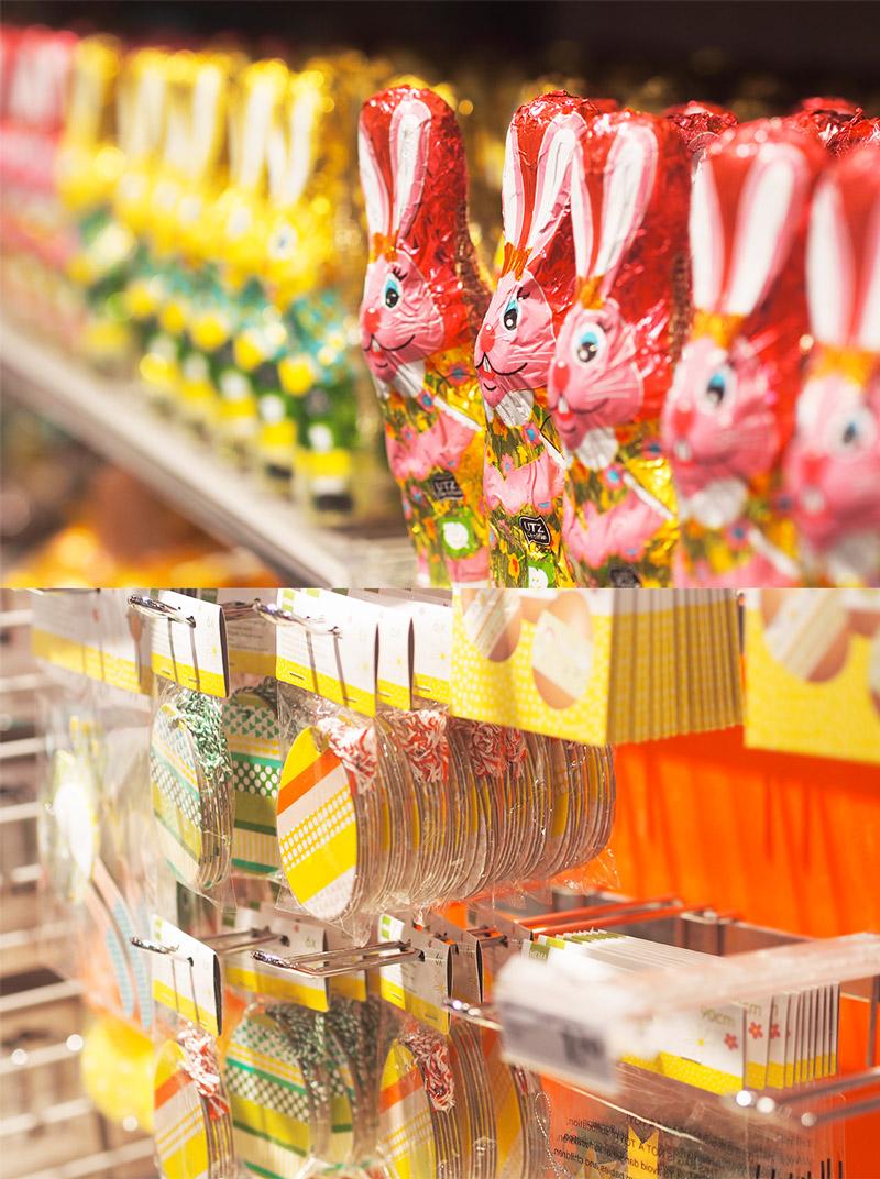 decoration de pâques pas cher