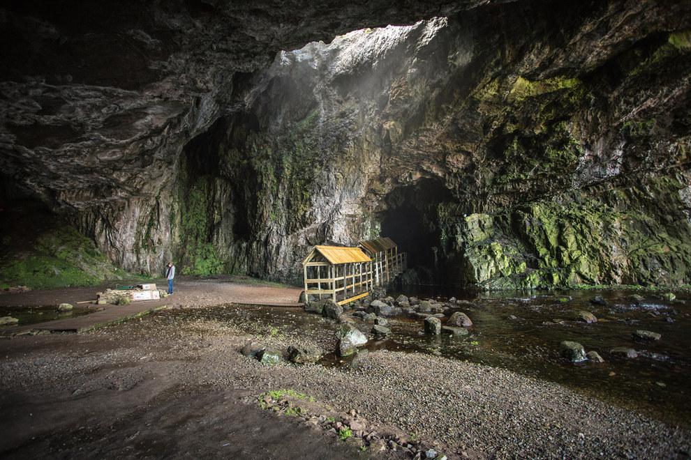 smoo cave scotland
