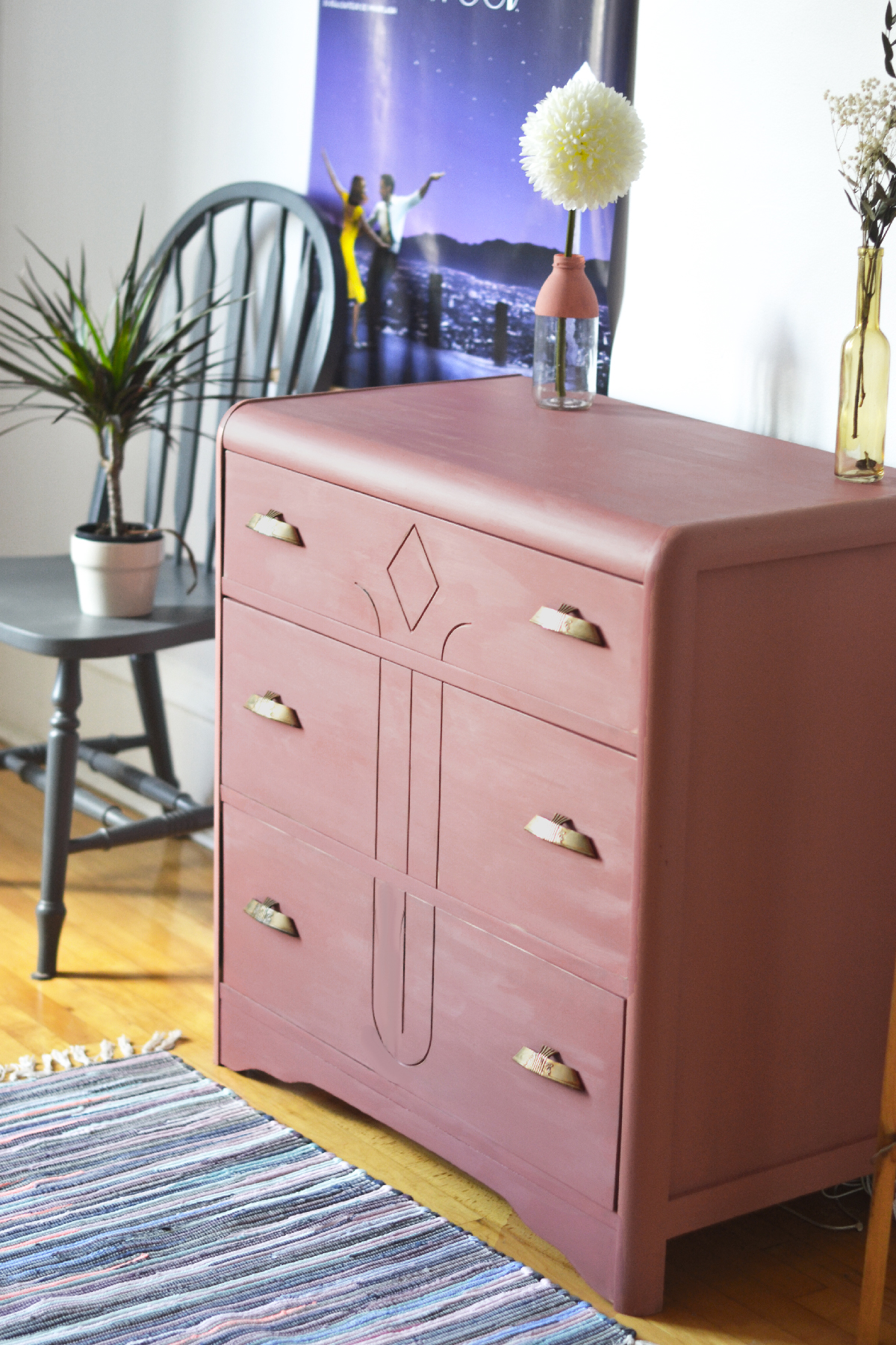 diy-meuble-chalkpaint-pink