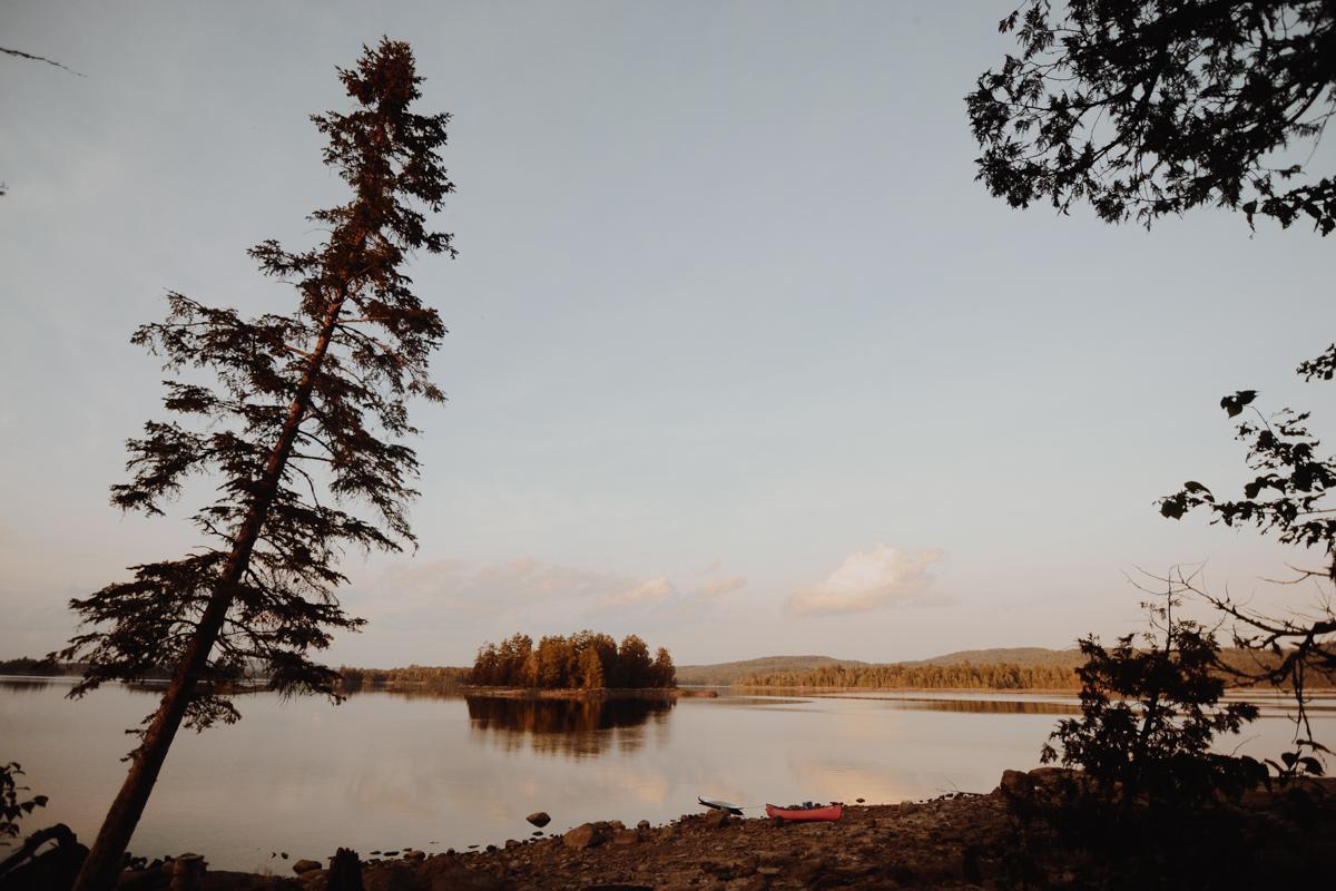 canot camping premiere fois