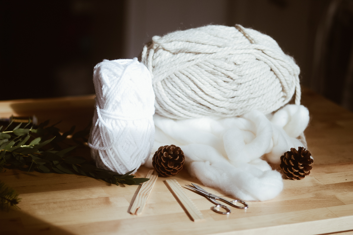 materiel-laine-DIY
