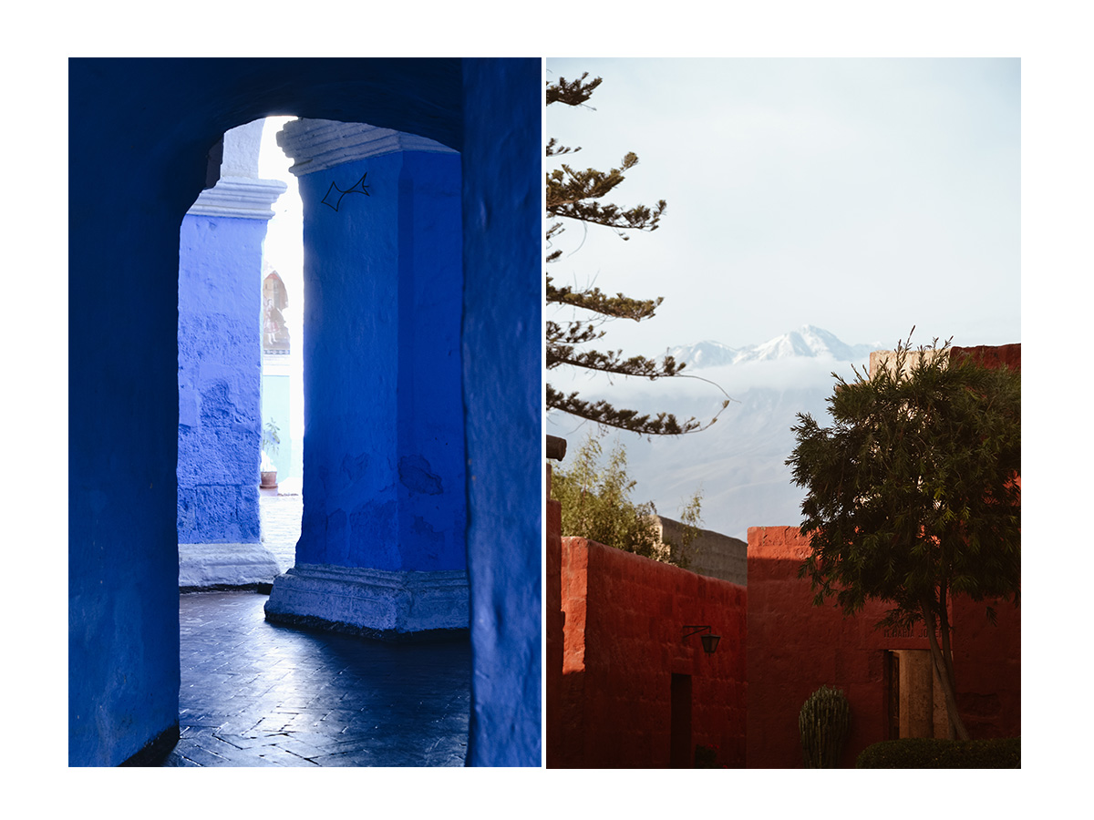 pourquoi visiter couvent santa catalina arequipa