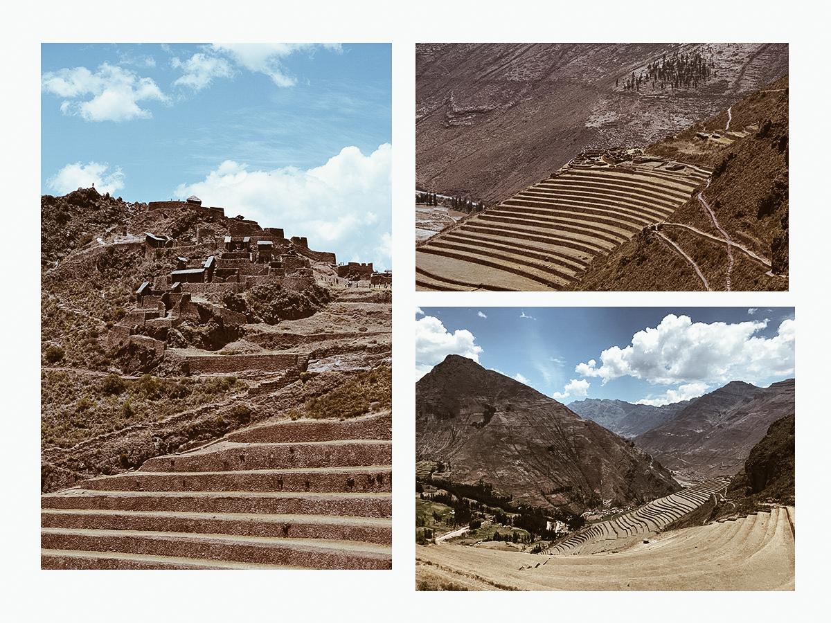 visiter pisac ruines incas