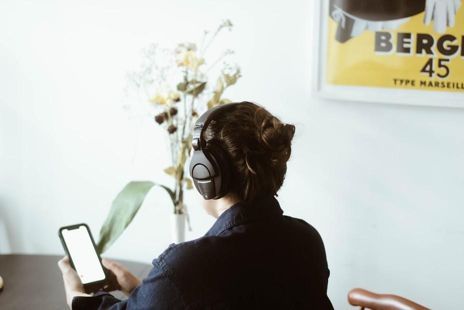 pourquoi j'aime écouter des podcasts ?