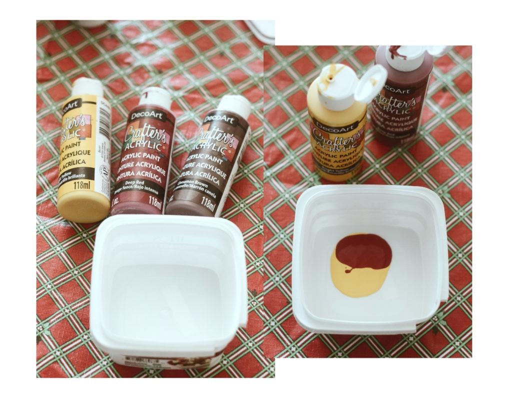 Diy Terracotta Comment Creer Une Peinture Faux Effet De Terre Cuite