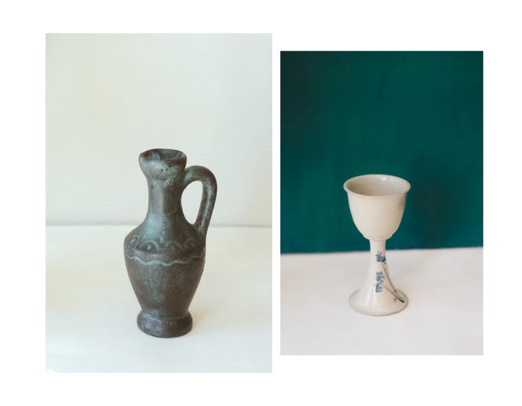 Donner look terracotta effet terre cuite vieux vases